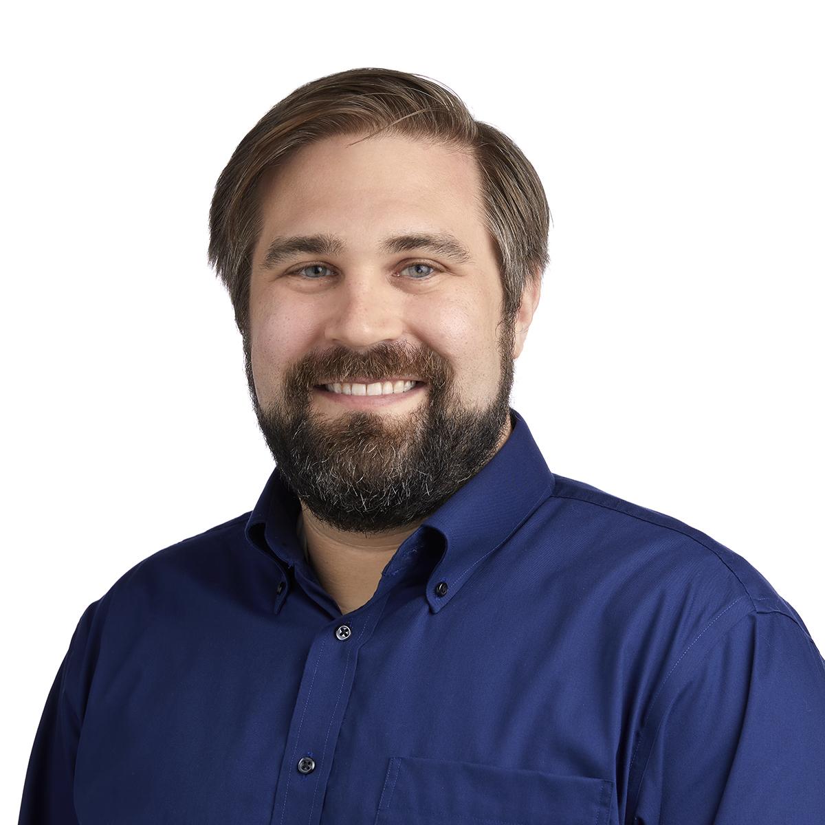 Headshot of Jason Becker