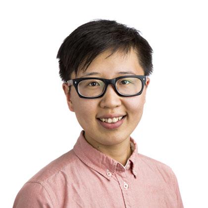 Headshot of Lolo Zhang