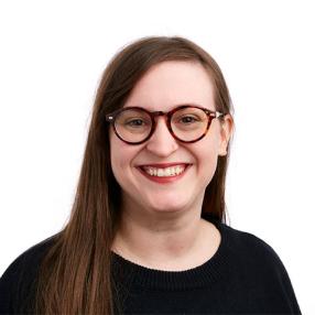 Headshot of Maggie Luberts