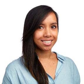 Headshot of Iza Jimenez