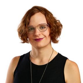 Headshot of Angela Quinton