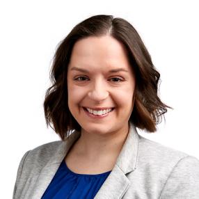Headshot of Megan Rainbow